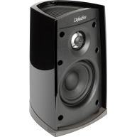 "DEFINITIVE TECHNOLOGY ProMonitor 400 3.5"" Compact Bookshelf Speaker Black Each"