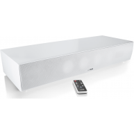 CANTON DM 90.3 Powered 300w DTS/DD Soundbar w/ Bluetooth Satin White