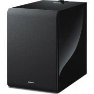 YAMAHA MusicCast SUB 100 Wireless Subwoofer, Compatible Alexa - Black