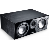 "CANTON Chrono 515 6"" 3-Way Channel Speaker Black"