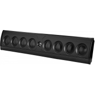 DEFINITIVE TECHNOLOGY XTR-60 Ultra Slim High Performance On-Wall/On-Shelf Loudspeaker Black Each
