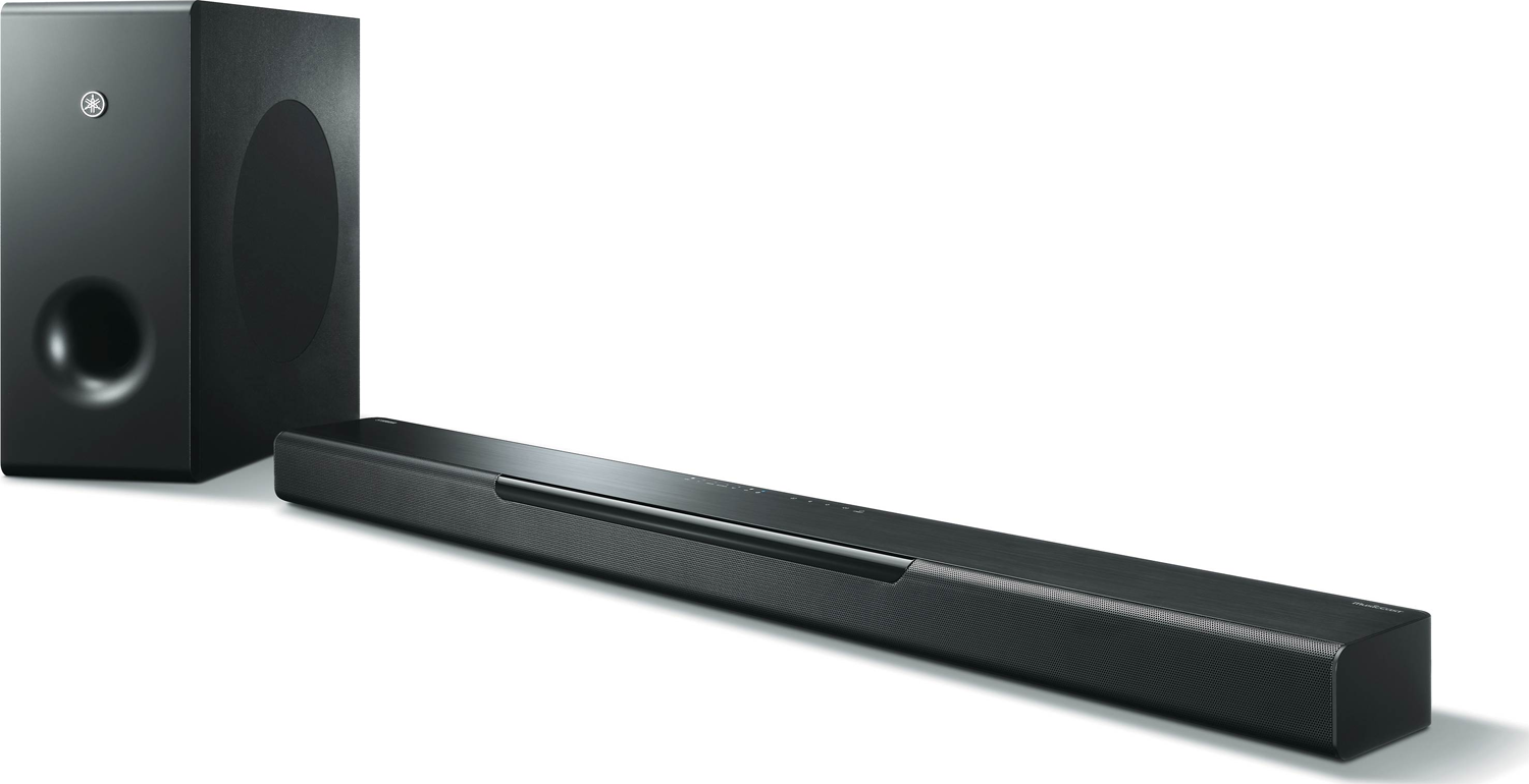 YAMAHA BAR 400 (YAS-408) Soundbar Wi-Fi and Subwoofer