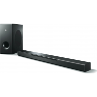 YAMAHA MusicCast BAR 400 (YAS-408) Powered Sound Bar w/ Wi-Fi, BT, and Wireless Subwoofer