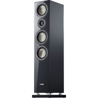 "CANTON Chrono SL 596 7"" 3-Way Tower Speaker Black Each"