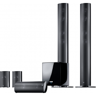 CANTON Movie 2050.3 5.1 Home Theater Speaker Package Black