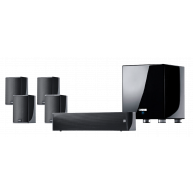 CANTON Movie 1505 5.1 Home Theater Speaker Package Black