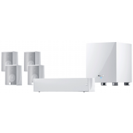 CANTON Movie 1505 5.1 Home Theater Speaker Package White