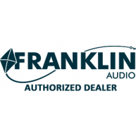 FRANKLIN AUDIO Authorized Dealer Logo