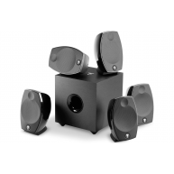 FOCAL Sib Evo 5.1 Home Theater Speaker System Black