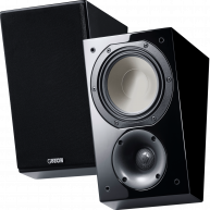 "CANTON Chrono AR-500 6"" 2-Way Atmos Speaker Gloss Black Pair"
