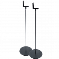 "CANTON LS 90.2 35"" Speaker Stands Black Pair"
