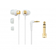 YAMAHA EPH-50 In-ear Headphones White NEW