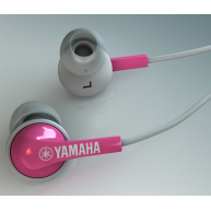 YAMAHA EPH-C200 In-ear Headphones Pink NEW