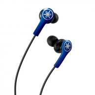 YAMAHA EPH-M100 In-ear Headphones Blue NEW
