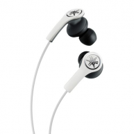 YAMAHA EPH-M200 In-ear Headphones w/Remote & Mic White NEW