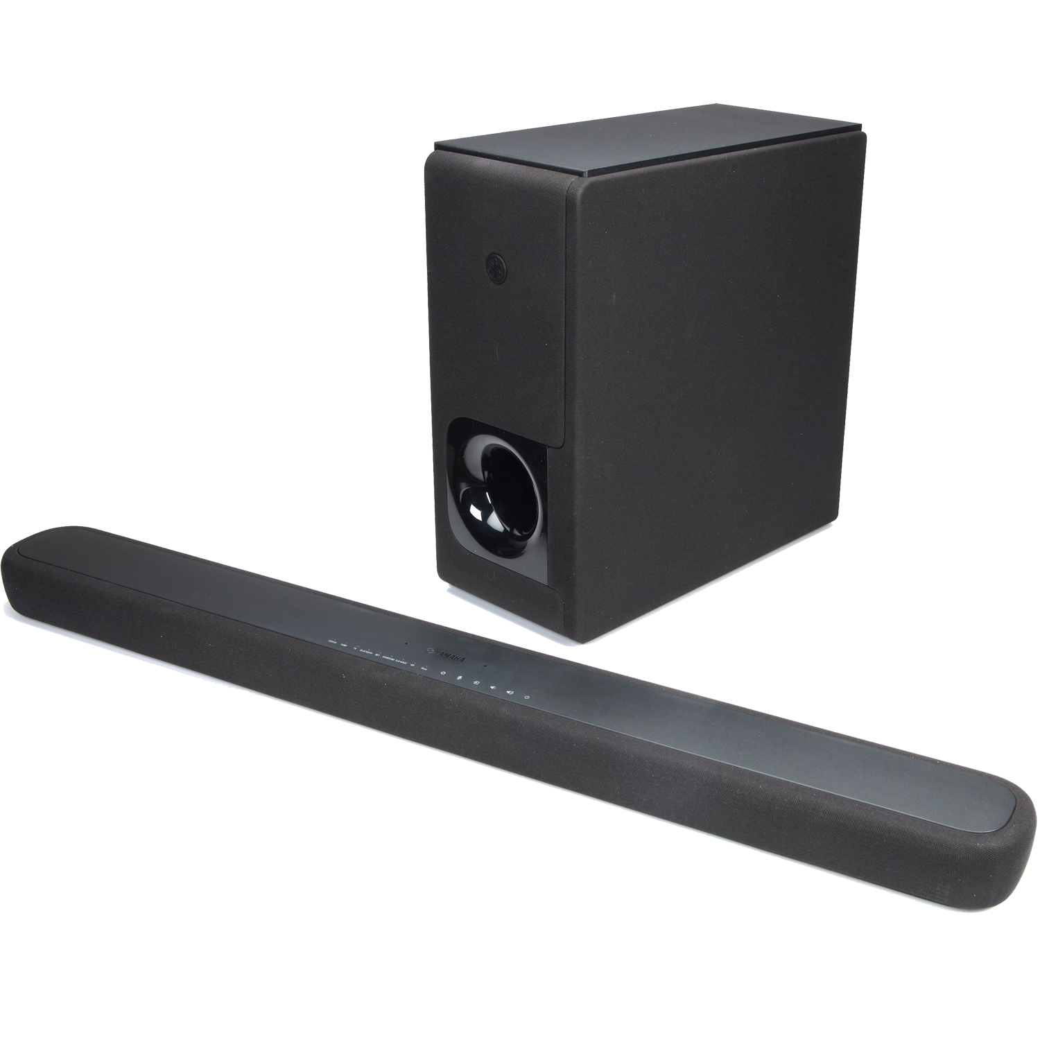 YAMAHA YAS-209 Sound Bar w/ Wireless Subwoofer and Alexa Built-in