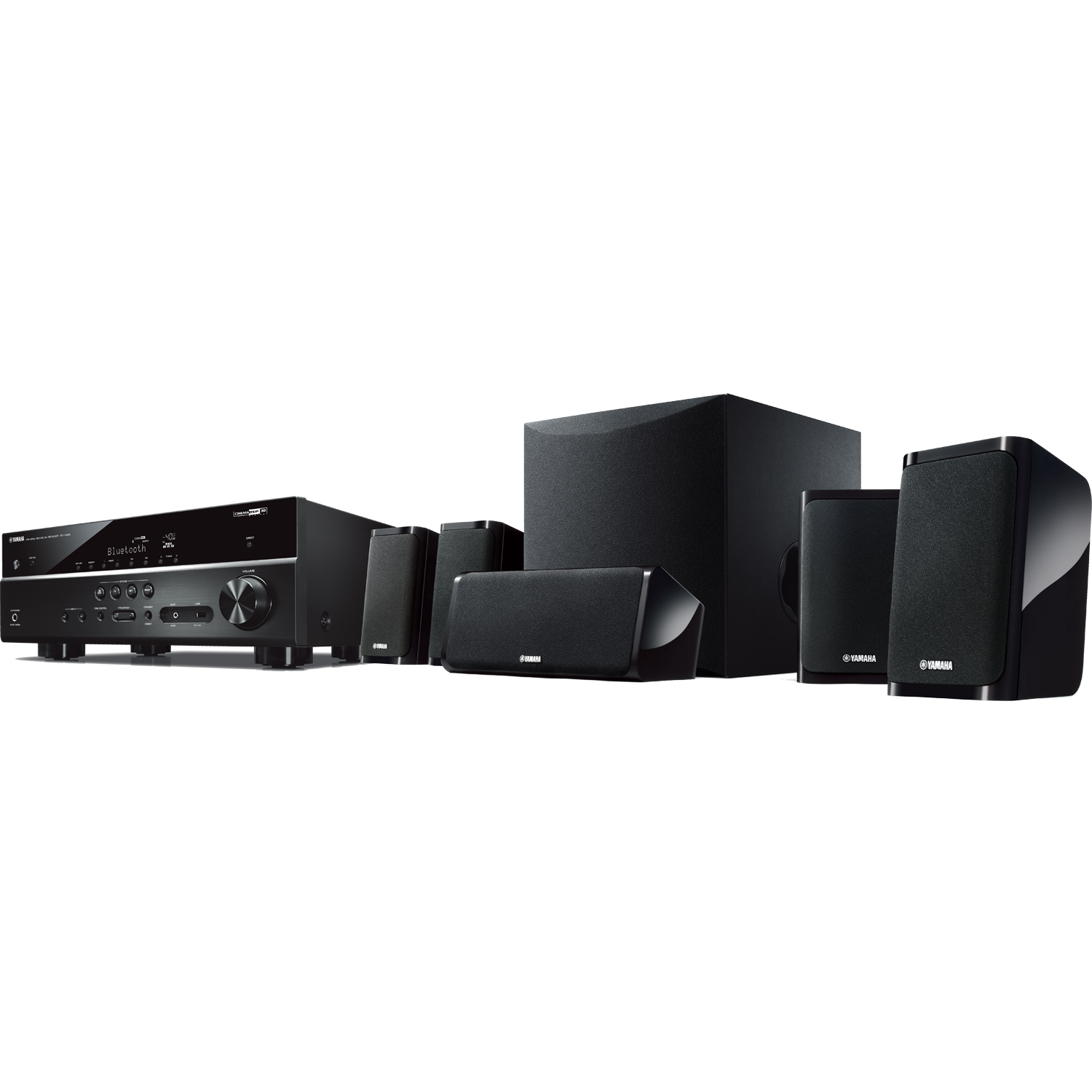 YAMAHA YHT-5950U 5.1-Channel Home Theater System w/ MusicCast