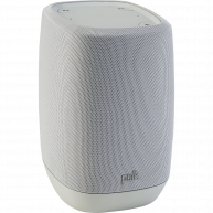 POLK AUDIO Assist Smart Speaker with the Google Assistant Built-In Gray
