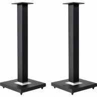 DEFINITIVE TECHNOLOGY ST1 Speaker Stands for Demand Series D9 and D11 Speakers Black Pair