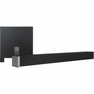 DEFINITIVE TECHNOLOGY Studio Advance 5.1 Soundbar w/Wireless Subwoofer Chromecast Built-in