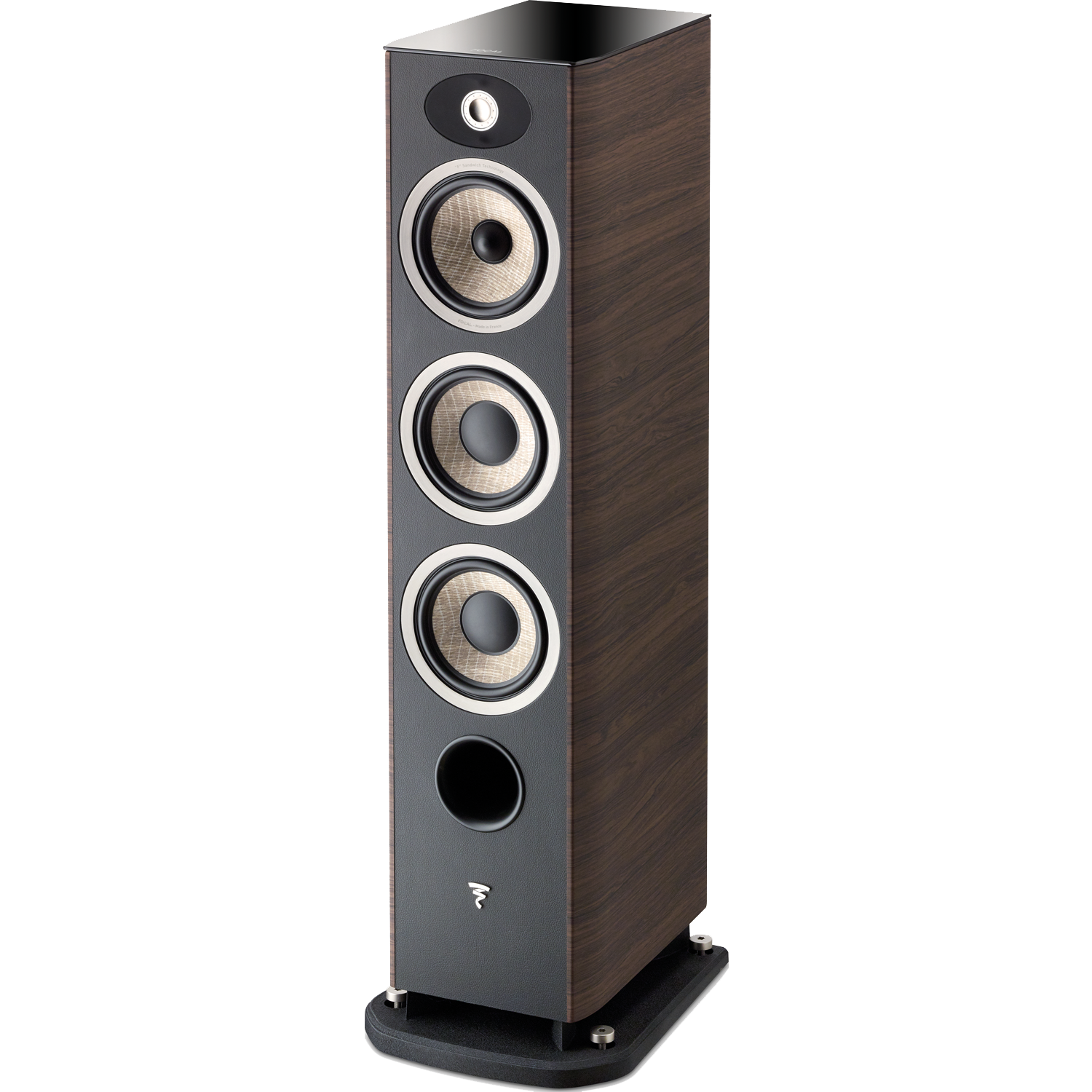 Focal Aria 936 6 5 3 Way Floorstanding Speakers Dark Walnut Each