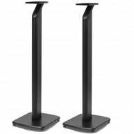 KEF S1 Floorstands for LSX Speakers Black Pair