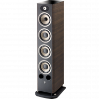 "FOCAL Aria 936 6.5"" 3-Way Floorstanding Speakers Dark Walnut Each"