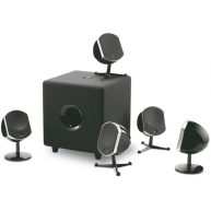 FOCAL 5.1 Little Bird & Cub 3 Speaker Package Black