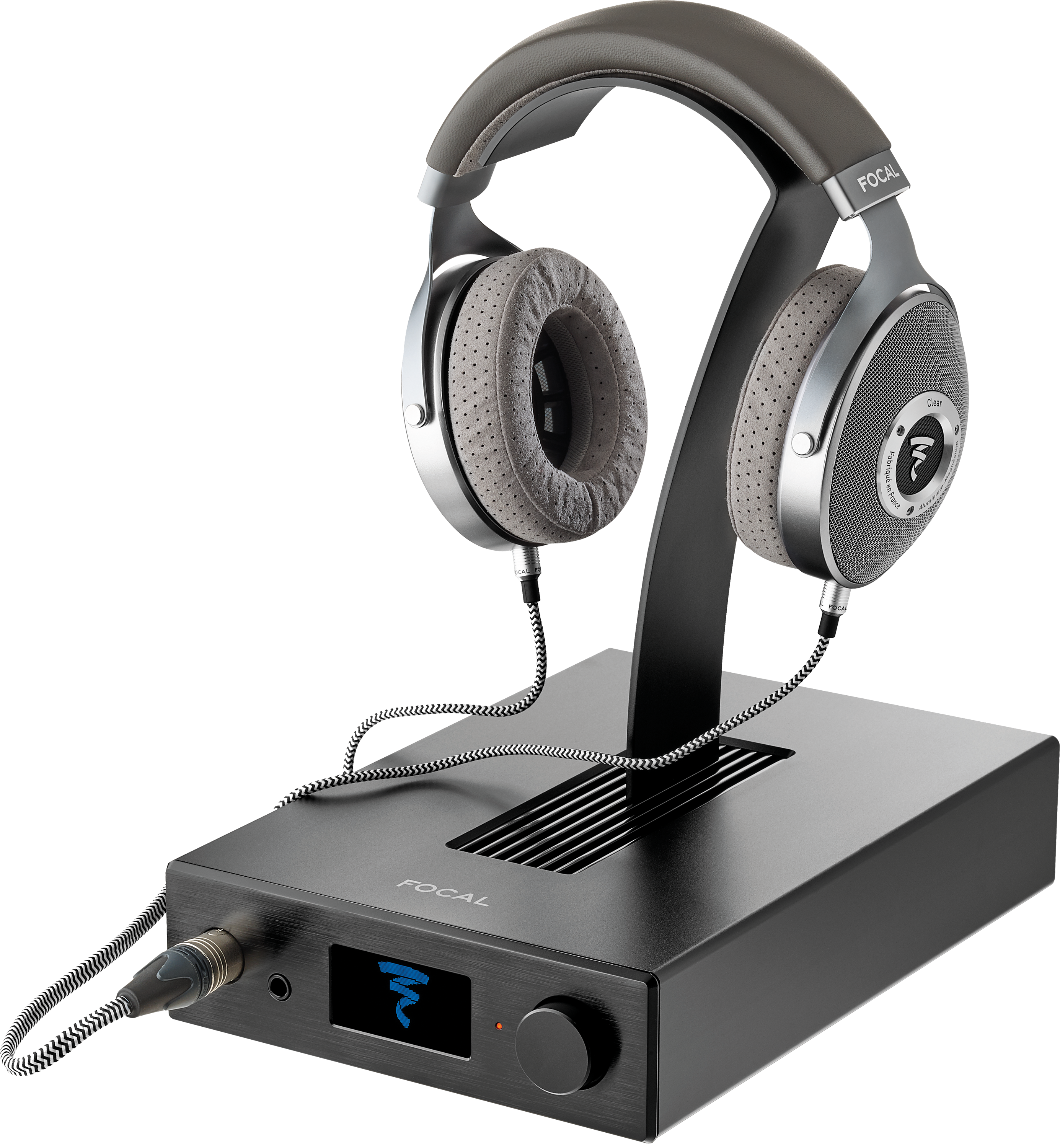 FOCAL ARCHE Headphone Amp & CLEAR Headphones Package