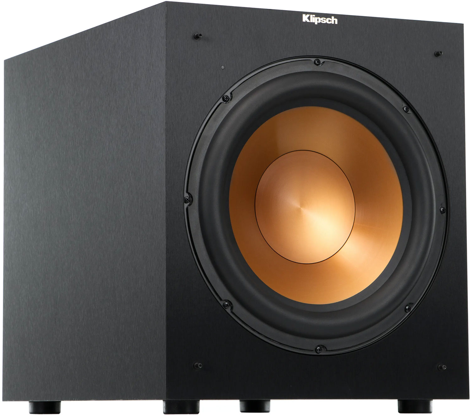 KLIPSCH R-12SW 12in 400w Powered Subwoofer Black