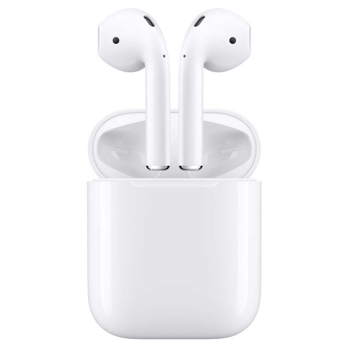 APPLEAirPods Gen2 with Charging Case (Latest Model A2032) - White