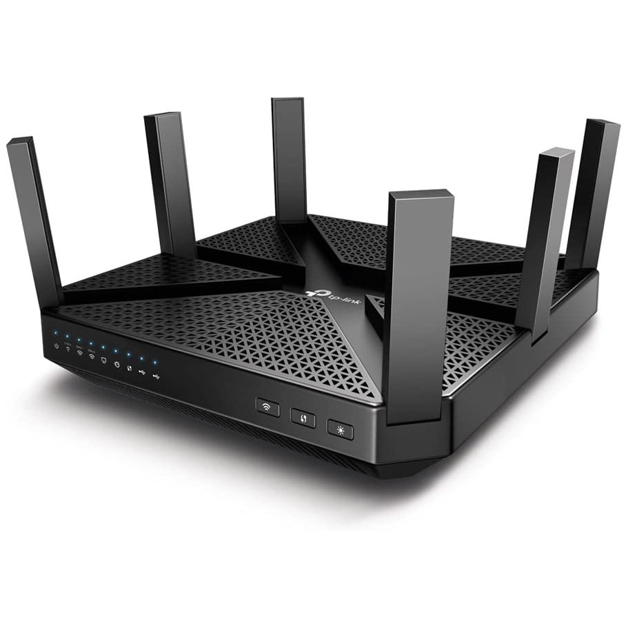 TP LINK AC4000 MU-MIMO Tri-Band WiFi Router