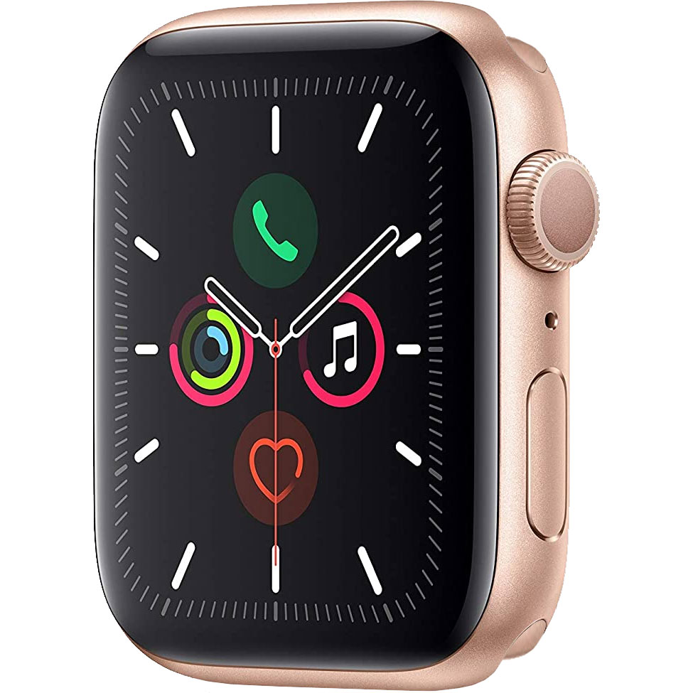 APPLE Watch Series 5 A2092 40mm Rose Gold No Band OPEN BOX