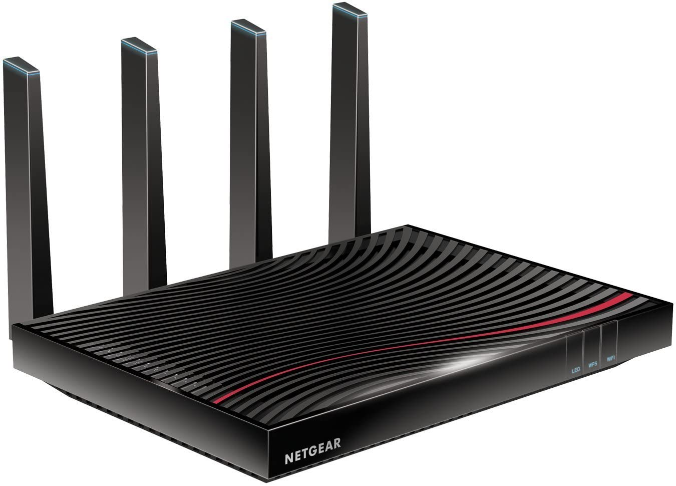 NETGEAR Nighthawk® DOCSIS® 3.1 3.2Gbps Two-in-one Cable Modem + WiFi Router USED