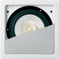 "KEF Ci160.2FS EACH 6.5"" In-Wall Full Range Speaker"