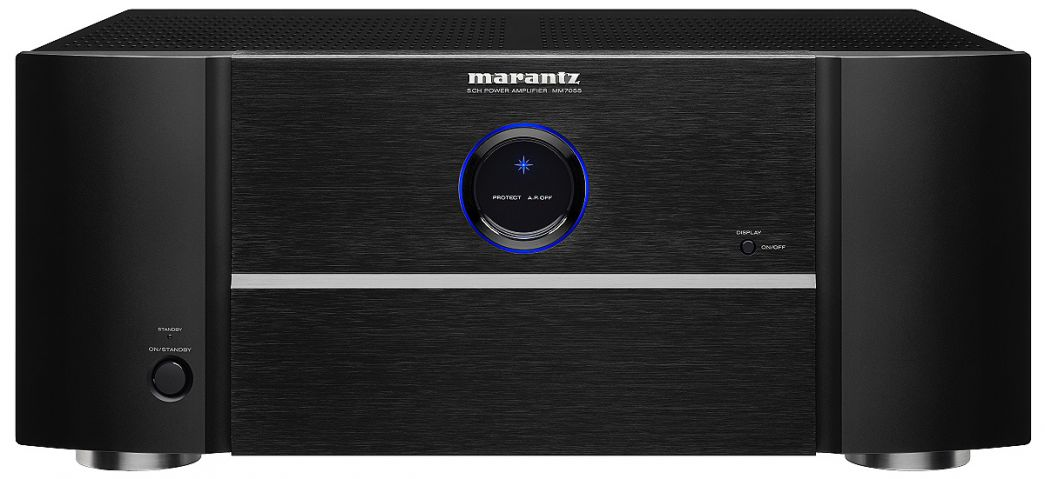 Marantz Mm7055 5 Ch X 140 Watts Power Amplifier