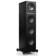 KEF Q700 Q Series 6-1/2 inch Black Floorstanding Speaker, Each NEW